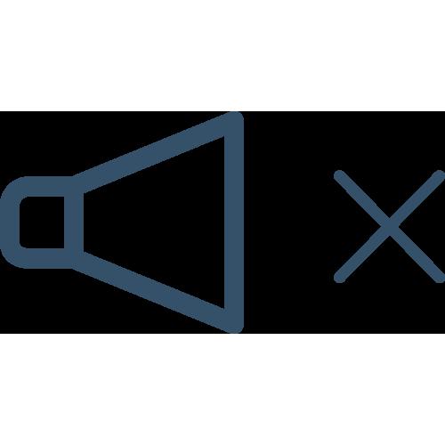Icon Lärmschutz